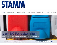 Stamm-Website