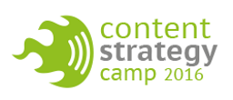 Content Strategy Camp2016 Logo
