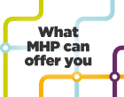 MHP website TUBE MAP wide
