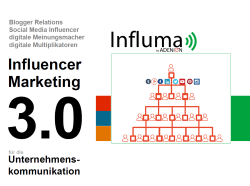 Influencer Marketing Whitepaper Tamble Cover