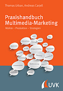 Multimedia Marketing Buchcover