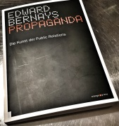 Propaganda Edward L Bernays Cover