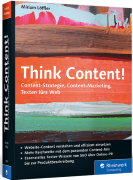 Think Content Buchcover